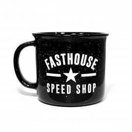 Mug FASTHOUSE Céramique noir