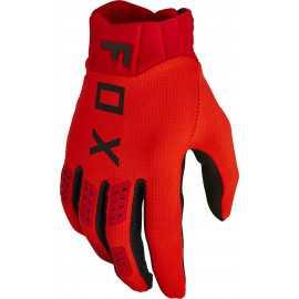 Gants Fox Flexair rouge fluo 2022
