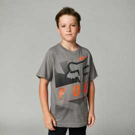 Tee-shirt Fox Enfant RIET gris