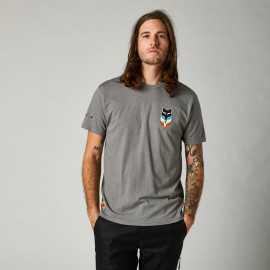 Tee-Shirt Fox RELM gris