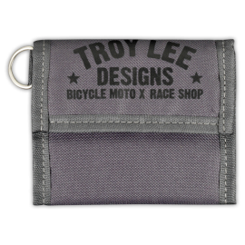 Portefeuille troy lee designs motorally gris