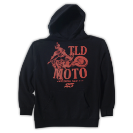 Sweat Troy lee designs enfant Moto noir