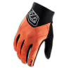 Gants troy lee designs ace elite orange fluo