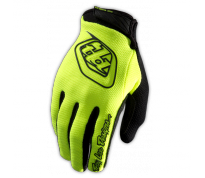 Gants Troy lee designs Air jaune fluo
