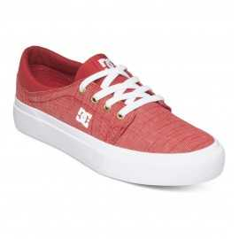 Chaussures DC Shoes Trase TX basses Jester rouge